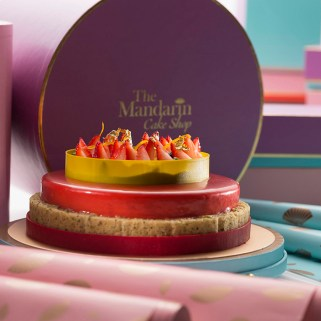 The Mandarin Cake Shop_Cake