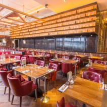 The newly refurbished Alchemist, Spinningfields