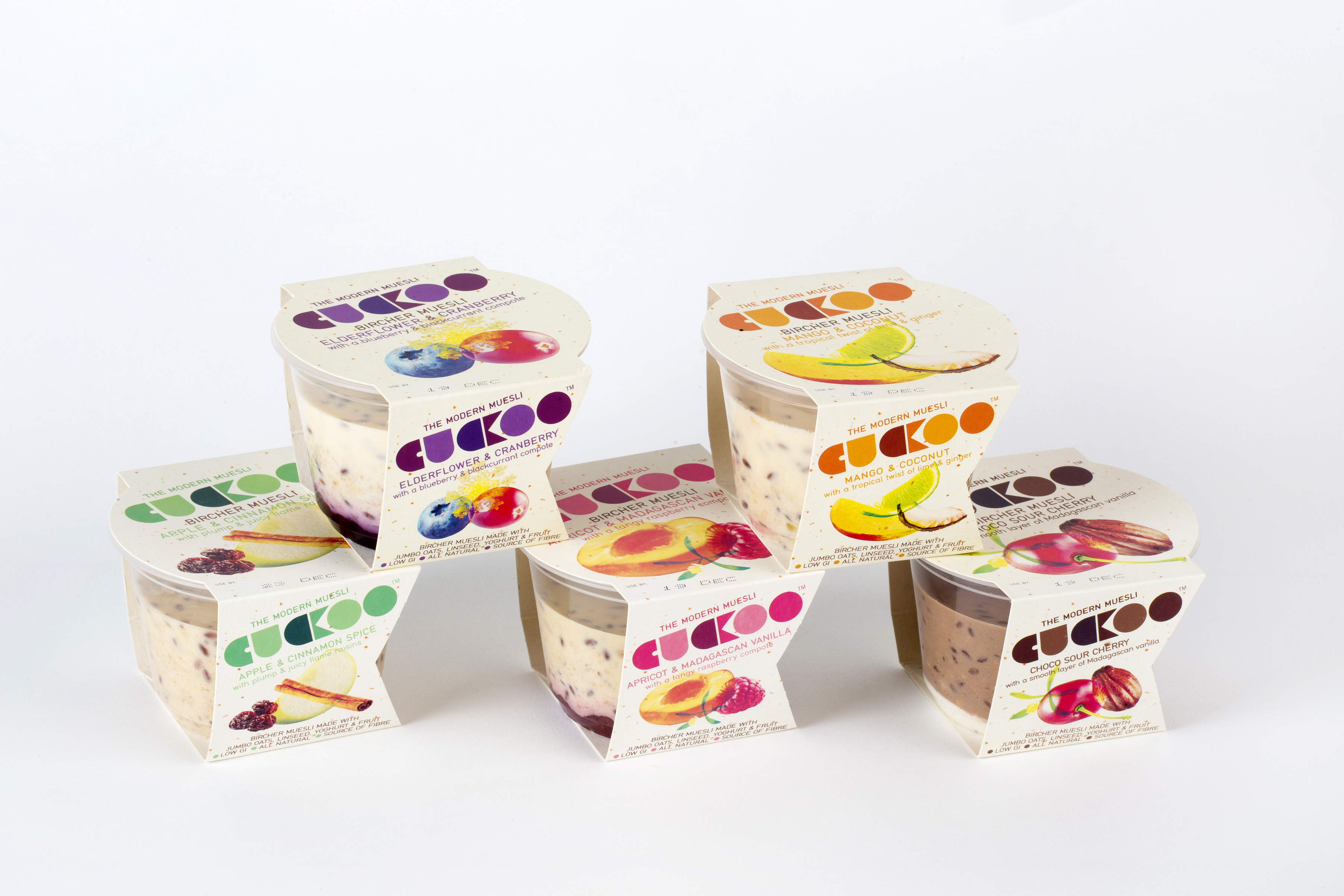 Get 50p off a Cuckoo Bircher muesli pot from Waitrose | 5