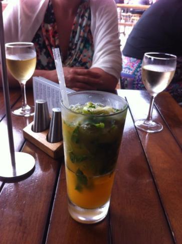 Cocktail at Opera Bar