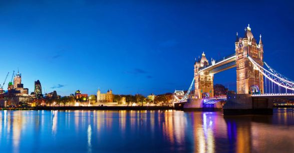 Use Quandoo to pick the perfect restaurant for dinner on the River Thames