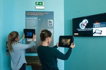 expo Climat-espace Tara-tablette-public-A-Rosenfeld (3)