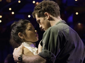 Miss Saigon booked with TodayTix