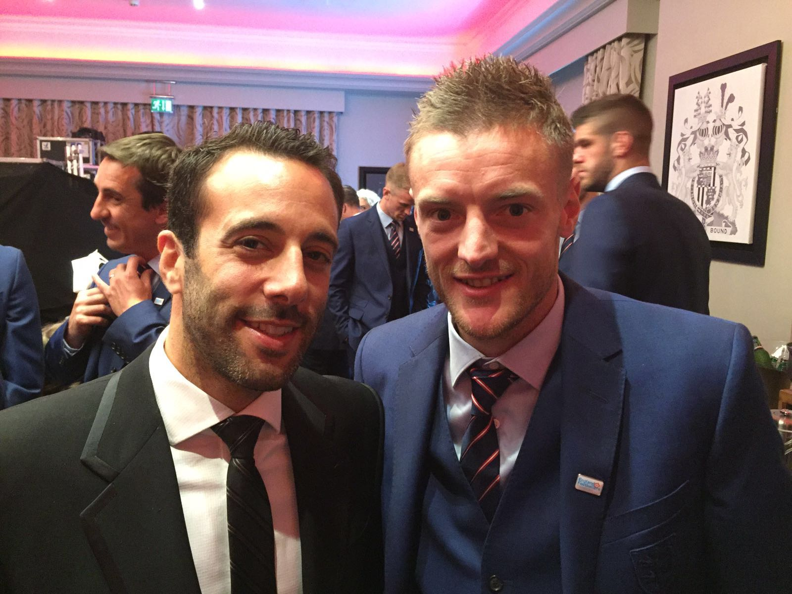England Footballers Foundation Charity Event 13