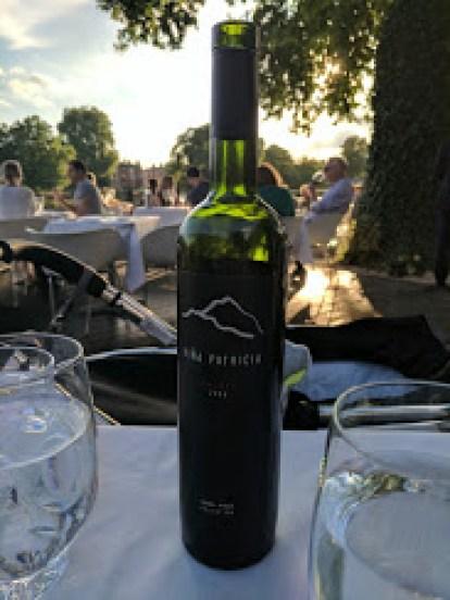 Vina Patricia Malbec wine Gauchos