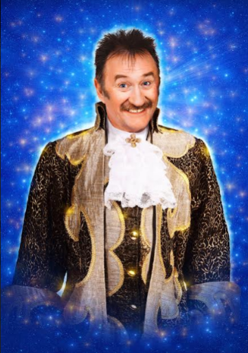 See Cinderella at the New Victoria Theatre in Woking starring Paul Chuckle from 7 Dec – 6 Jan