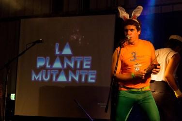 La plante Mutante