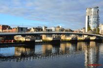 Lagan Weir Belfast