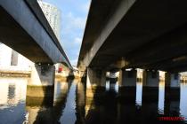 Under the bridge Belfast