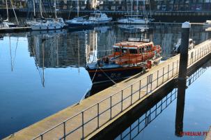 Lifeguard boat Belfast