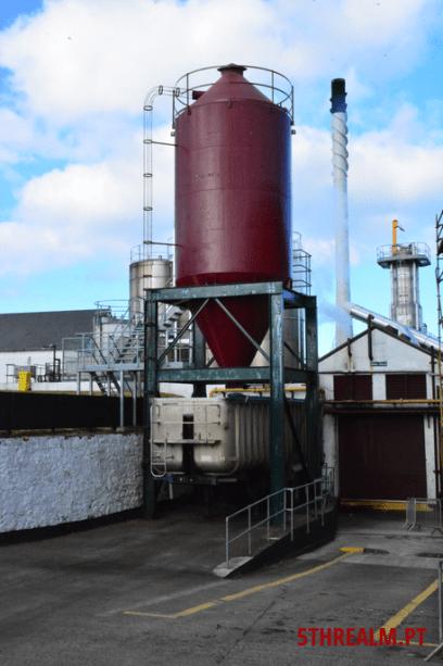 Old Bushmills' Distillery Northern Ireland