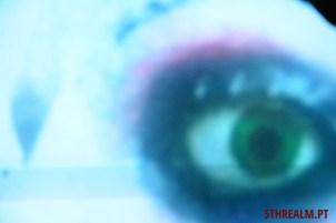 Evil eye by José Victor (Zévi)