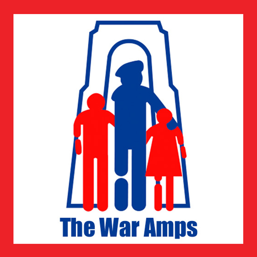 Donate To The War Amps  5 Toes Riding