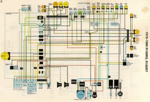 small resolution of 5 united articles wiring diagrams bmw e46 stereo wiring diagram 1979 1980 r100rs r100rt