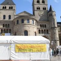 Flohmarkt Domfreihof, Fotografin: Anna L.Bauer - 5VIER