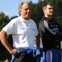 In Konz gelint momentan alles! Die Trainer Ronnie Bernard ( Co-Trainer) und Patrick Zöllner ( Spielertrainer SV Konz) können zufrieden auf den kommenden Spieltag schauen.