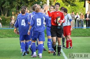 Auch in der Bezirksliga soll an diesem Wochenende der Ball wieder rollen; Foto: Maldener