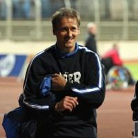 20101001 Eintracht Trier - Schalke 04 II, Regionalliga West, Roland Seitz, Foto: Anna Lena Bauer - 5VIER