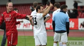 Leverkusen II - Eintracht Trier