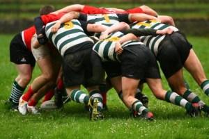 Rugby FSV Trier-Tarforst, Fotograf: Christian Berndt, Verwendung unter Namensnennung genehmigt. - 5VIER