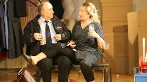 """Freizeit: Tango im Modehaus mit """"Josef und Maria"""""""