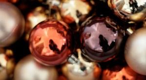 Kugeln - Weihnachten Füllbild - 5VIER