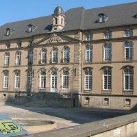Die Echternacher Abteiarchitektur strahlte in das gesamte Gebiet aus (Foto: ORT Region Müllerthal – Kleine Luxemburger Schweiz). - 5VIER