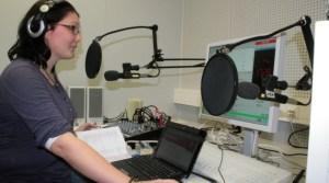 Campus Radio- Josefine Kraft  - 5VIER