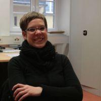 Kerstin Knopp ist eine der vier Azubi-Coaches im Palais - 5VIER
