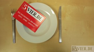 Das perfekte Dinner aus Trier, Foto: Sebastian Minas - 5VIER