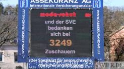 20110319 SVE - Lotte, Zuschauer, Foto: Anna Lena Bauer - 5VIER