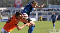 Wie in der letzten Saison läuft es auf umkämpfte Spiele zwischen Trier und Lotte hinaus. - 5VIER