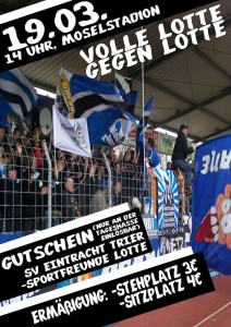 Aktion Lotte Eintracht Trier