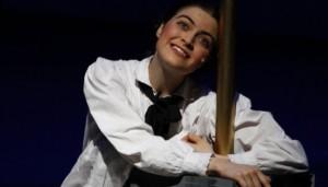 Übernimmt die Rolle der Sheila - Nadine Eisenhardt