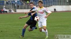 Eintracht Trier - Leverkusen II - 5VIER