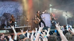Eluveitie, Hexentanz-Festival 2011, Foto: Andreas Gniffke - 5VIER