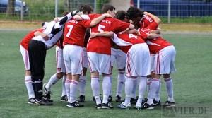 Die Jungs vom SV Morbach werden ab nächster Saison von Rainer Nalbach trainiert, Foto: Andreas Gniffke - 5VIER