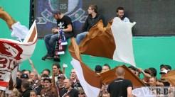20110730 Eintracht Trier - St. Pauli, DFB Pokal, St. Pauli-Fans, Foto: Anna Lena Bauer - 5VIER