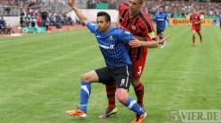 20110730 Eintracht Trier - St. Pauli, DFB Pokal, Pagenburg, Foto: Anna Lena Bauer - 5VIER
