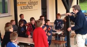 Foto: Die Trierer Sängerknaben - 5VIER