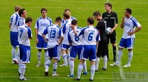 SV Konz - FSV Trier Tarforst; Testspiel 27. Juli 2011; Foto: Andreas Gniffke - 5VIER