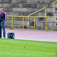 Dirk Fengler steht ab sofort nicht mehr an der Seitenlinie des FSV  Foto: Andreas Gniffke - 5VIER