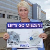 Nadine Rost spielt ab dieser Saison für die Trierer Miezen. Foto: DJK MJC - 5VIER