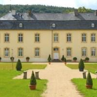 Schloss Niederweis bei Irrel. Foto: 5vier.de - 5VIER