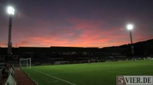 Eintracht Trier - SC Verl