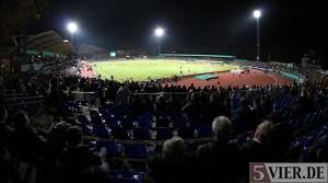 Stadion, Moselstadion, Pokalspiel  - 5VIER