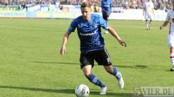 20111029 Eintracht Trier - RW Essen, Knartz, Regionalliga West, Foto: Anna Lena Grasmueck - 5VIER