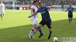 20111029 Eintracht Trier - RW Essen, FAZ Kuduzovic, Regionalliga West, Foto: Anna Lena Grasmueck - 5VIER