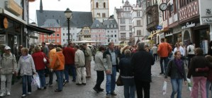 Verkaufsoffener Sonntag in Trier