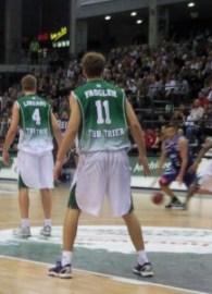 Oskar Faßler gegen Bremerhaven